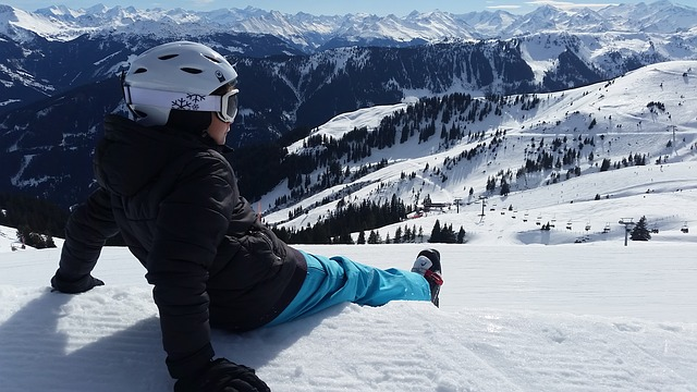 Débutant au ski?