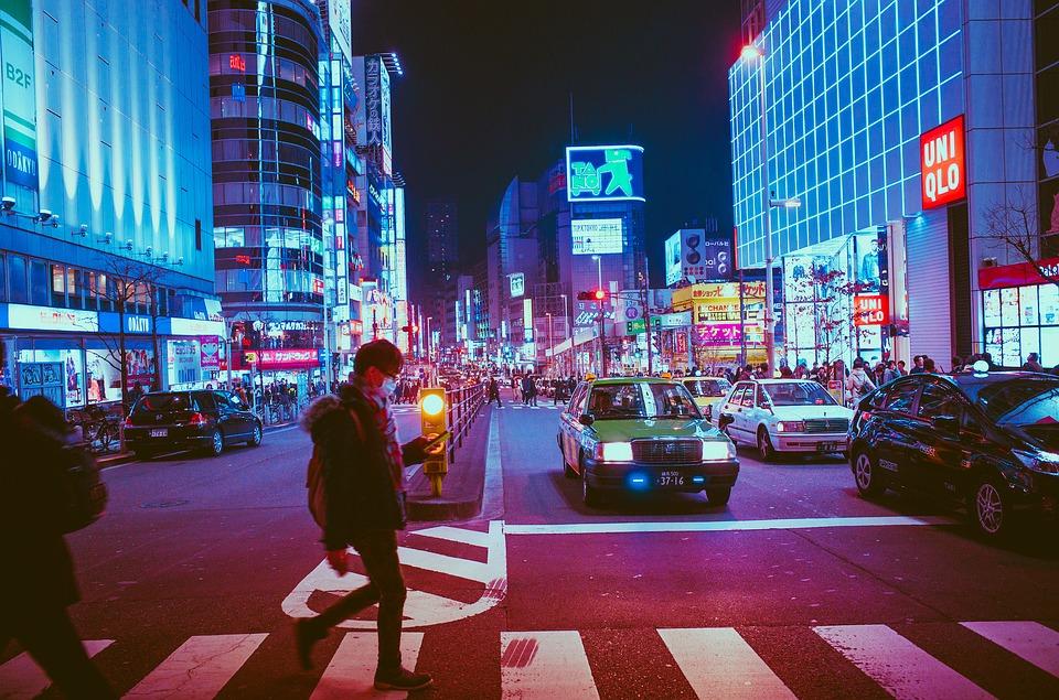 uniqlo rue tokyo