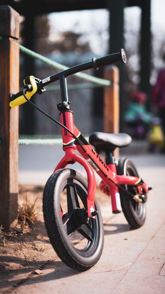 BMX-Rouge
