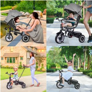 besrey Tricycle Evolutif