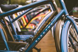 Vélos-garés