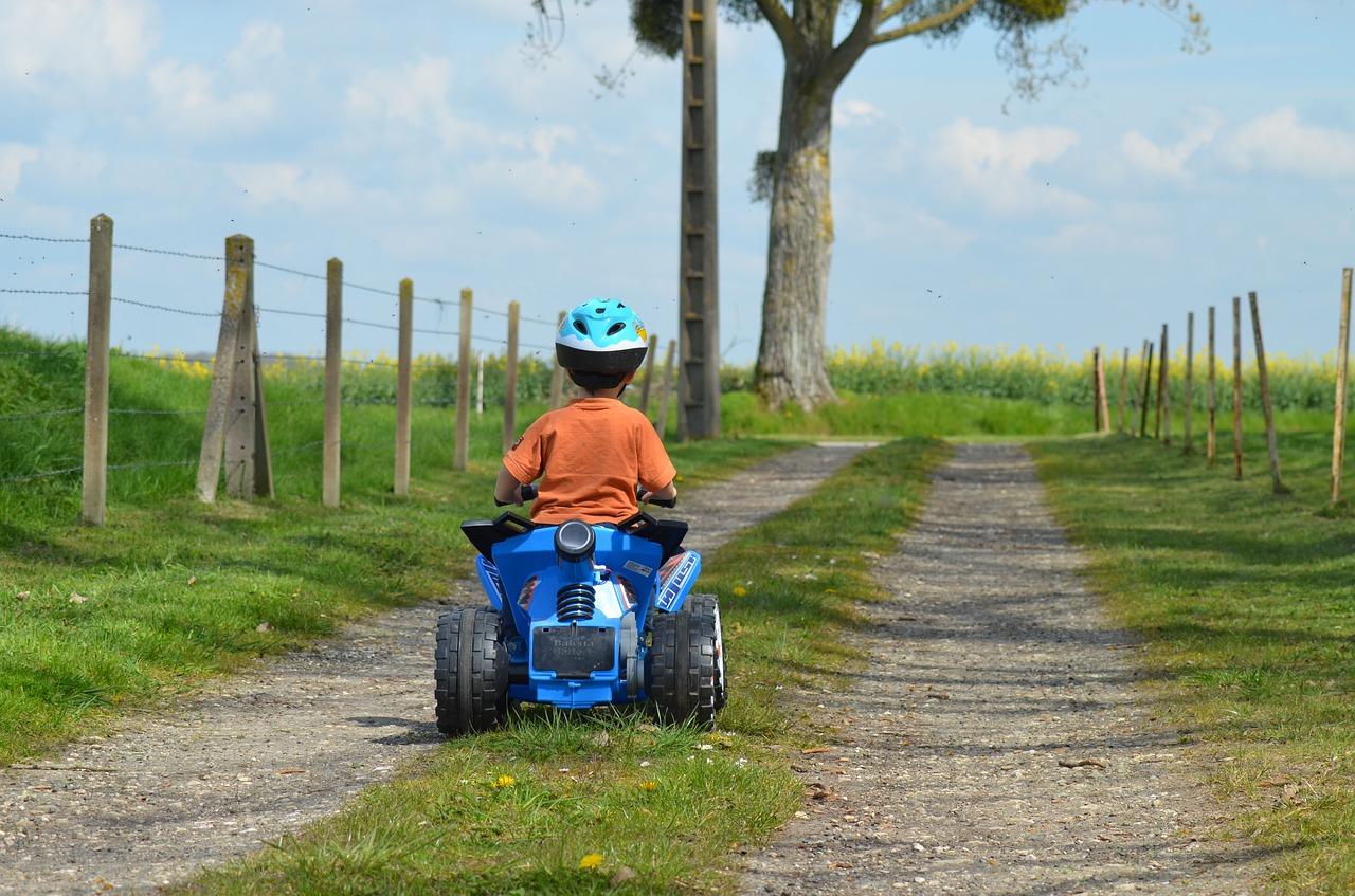 Une moto électrique pour enfant, la sélection de l'année