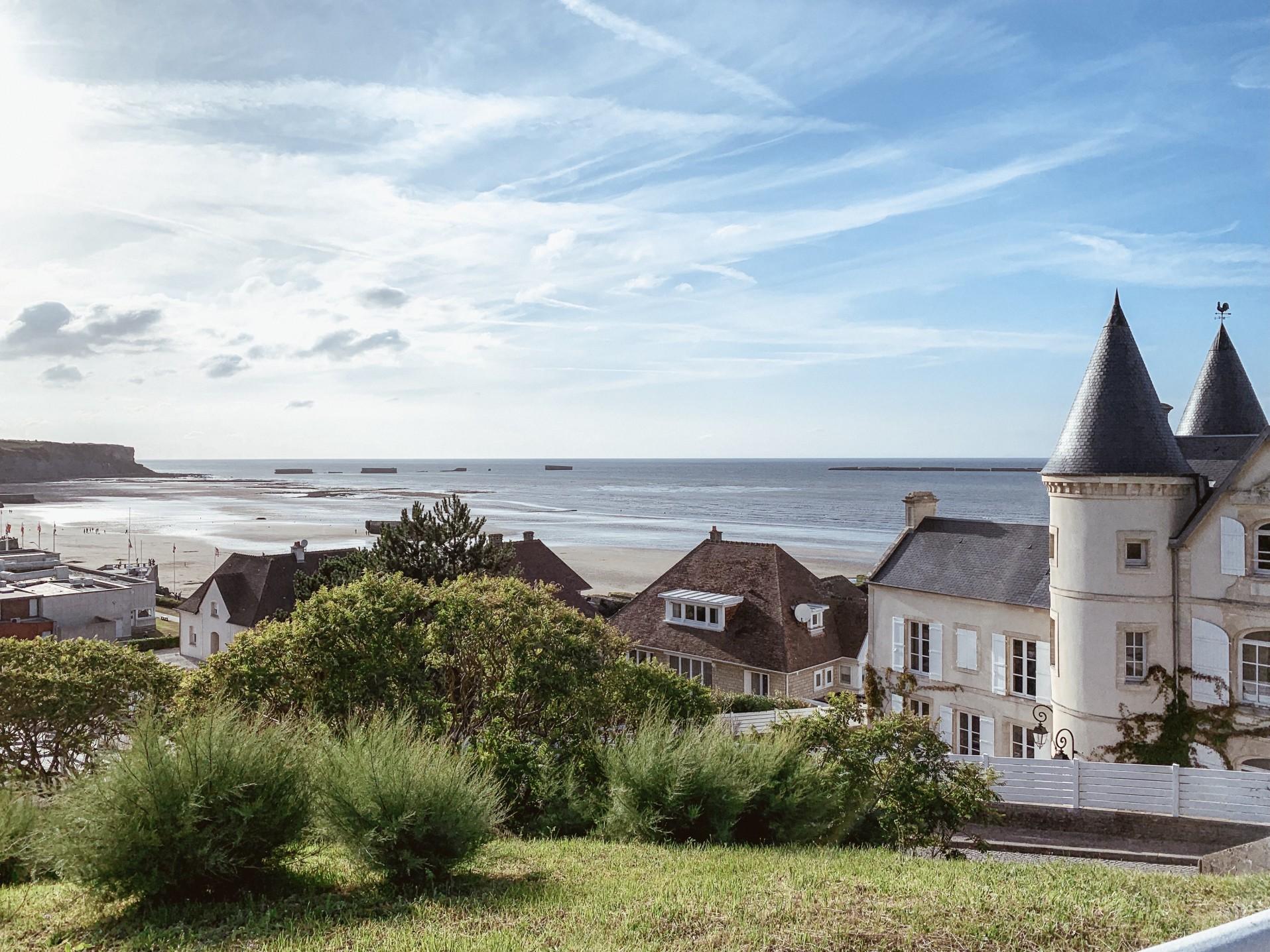 L'anse du Brick, un camping de charme en Normandie