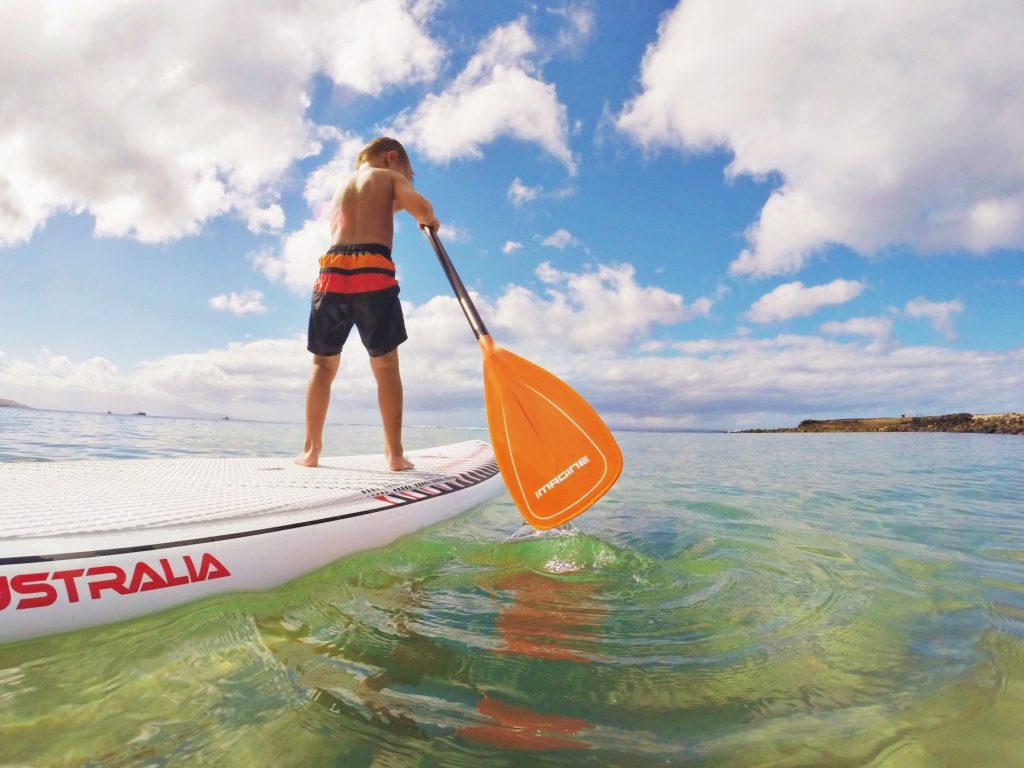 paddle-ocean