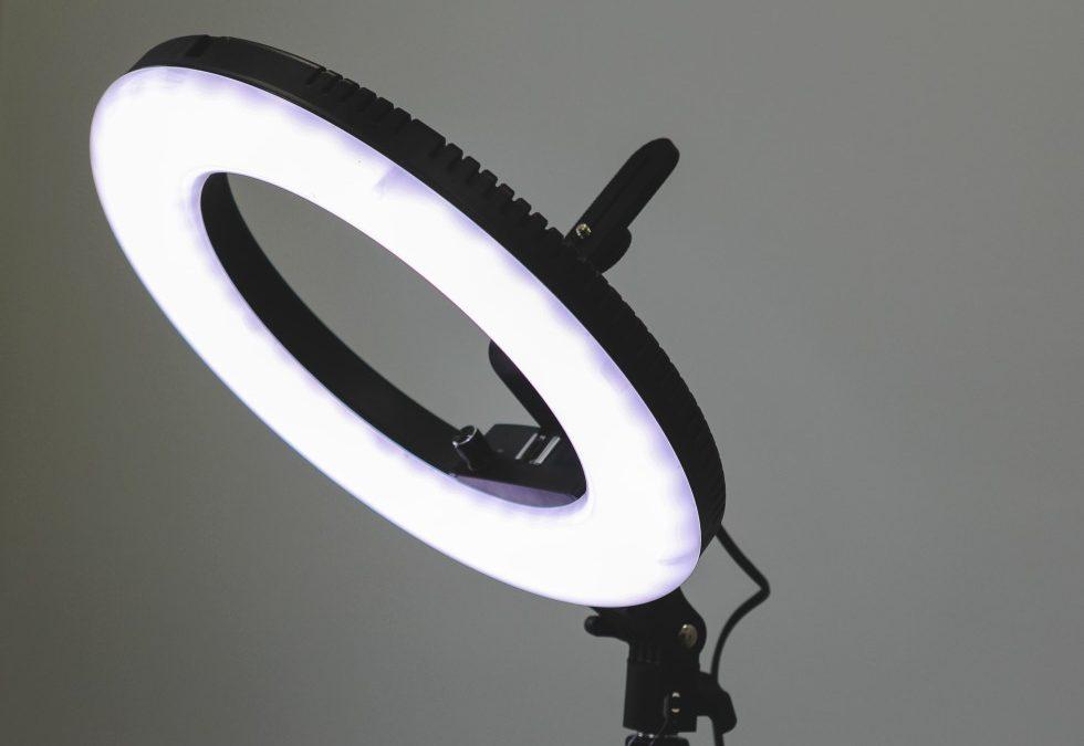 3 bonnes raisons d'acheter un ring light