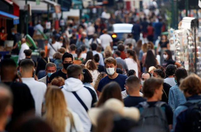 Covid-19 en France, 13 563 nouveaux cas et 339 décès en 24h